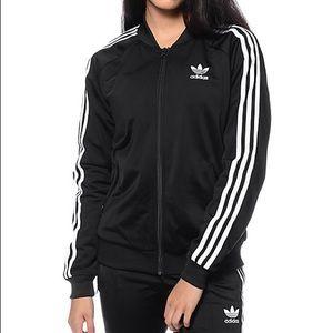 sports shoes b3bf0 1f866 Women Adidas Superstar Track Jacket on Poshmark